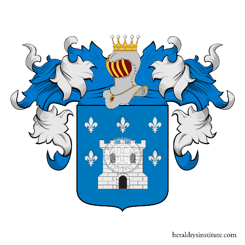Coat of Arms of family Chiara