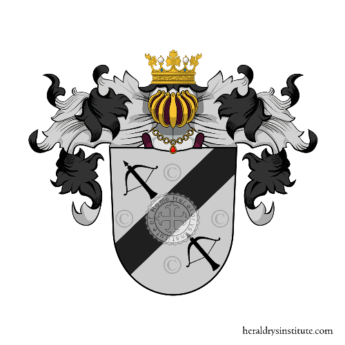 Coat of Arms of family Kroth