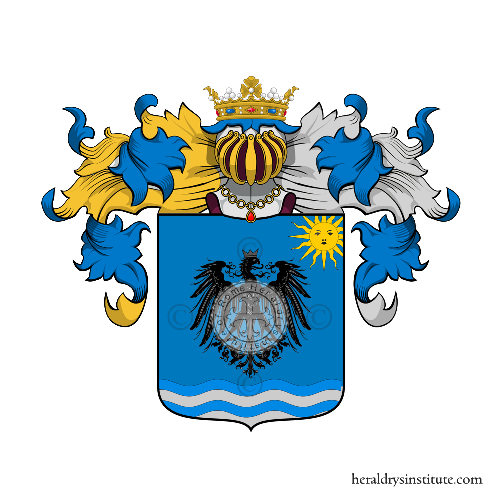 Coat of Arms of family Silvestre