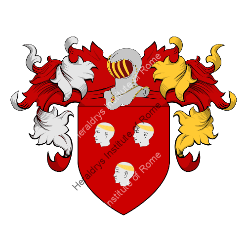 Coat of Arms of family Chieregati