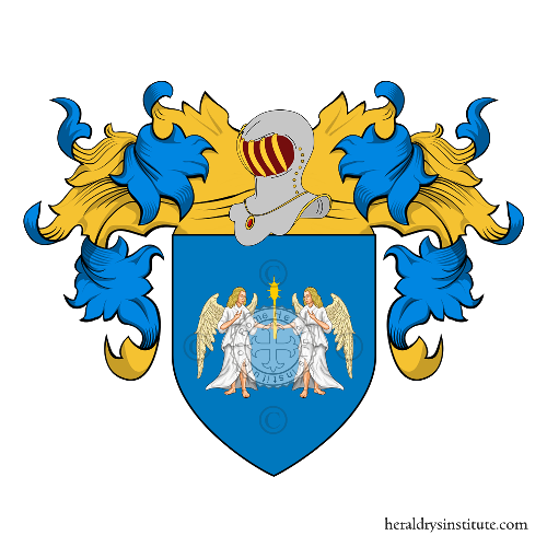 Coat of Arms of family Mas