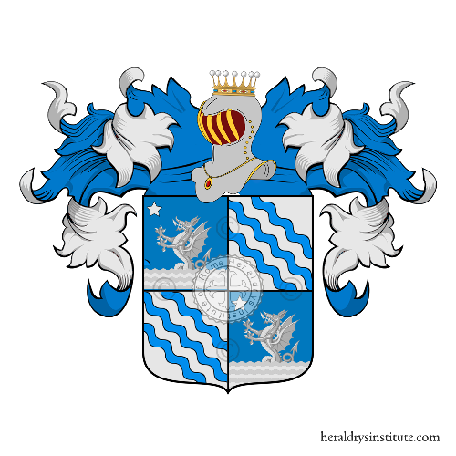 Coat of arms of family Marotta