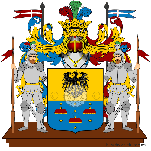Coat of Arms of family Canzio