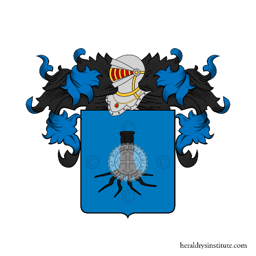 Coat of Arms of family Gaia