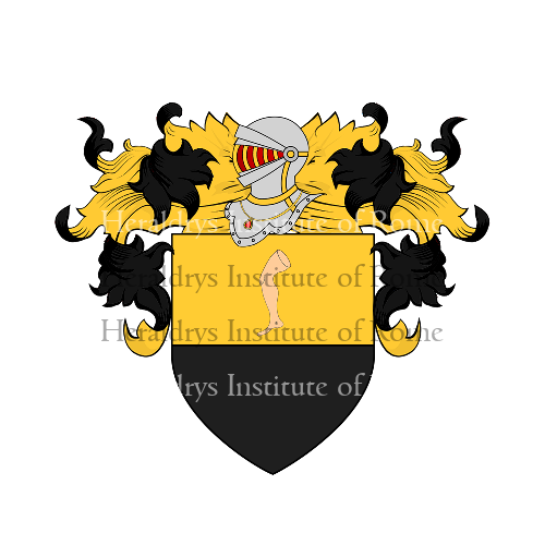 Coat of Arms of family Gambato