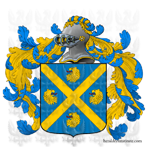 Coat of Arms of family Nemelli