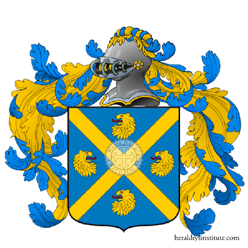 Coat of arms of family Capassi