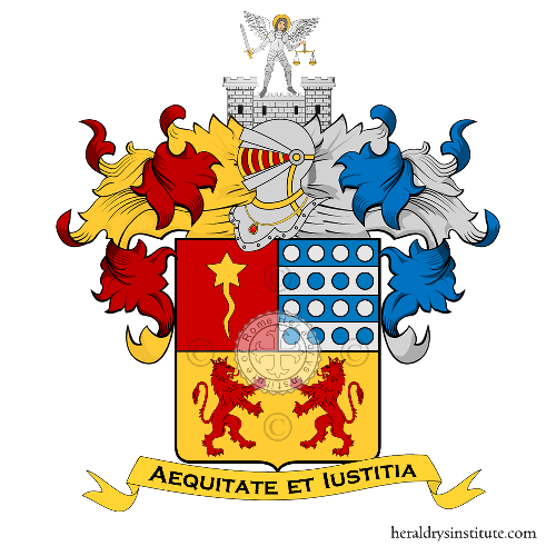 Coat of Arms of family Demichelis