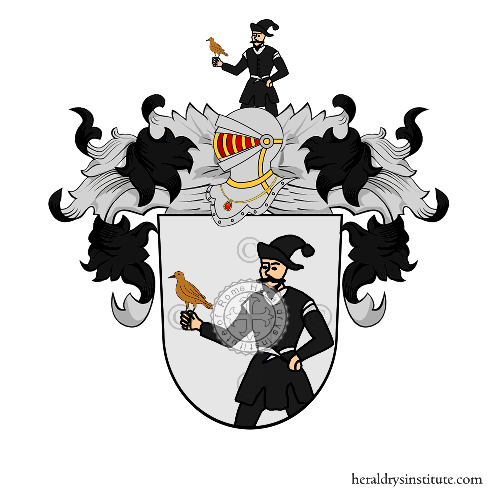 Coat of Arms of family Weiermann