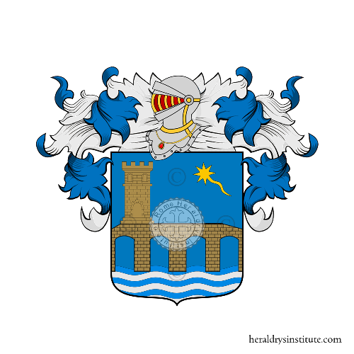 Coat of Arms of family Camerini