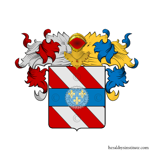 Coat of Arms of family Corsini
