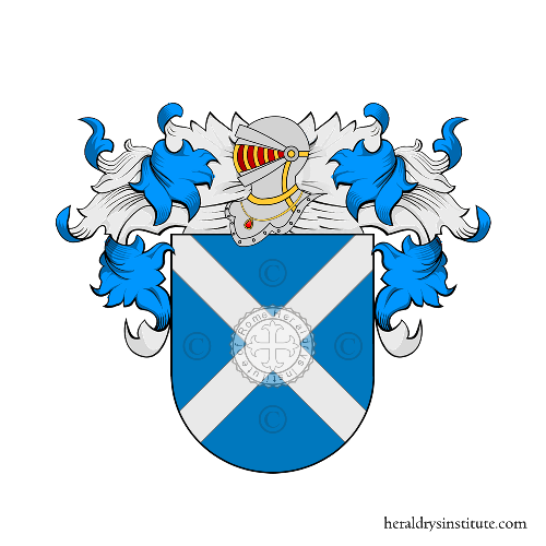 Coat of Arms of family Orche