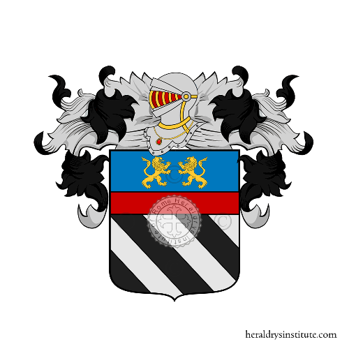 Coat of Arms of family Celleno