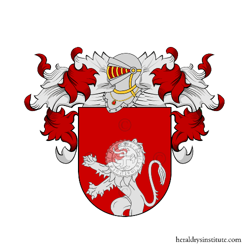 Coat of Arms of family Tabasco