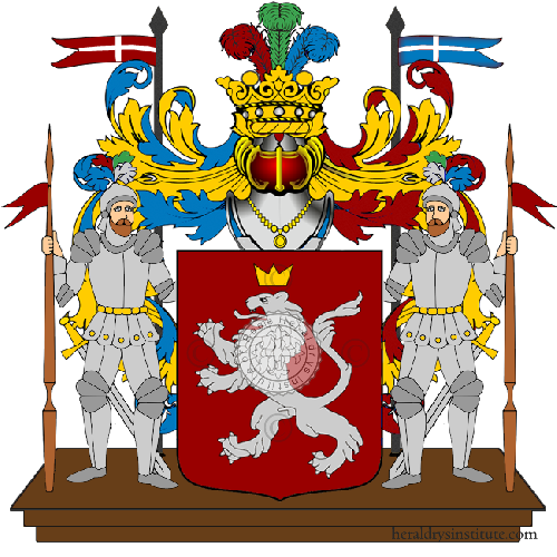 Coat of Arms of family Sonna