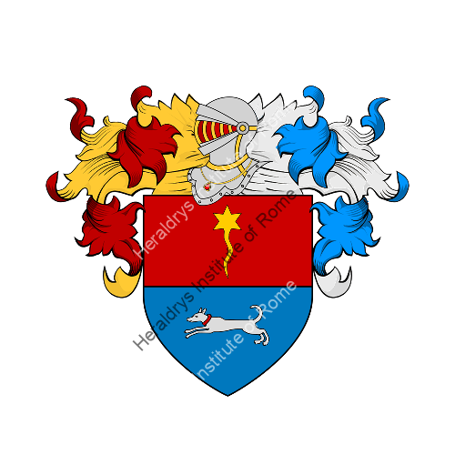 Coat of Arms of family Iardella