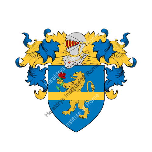 Coat of Arms of family Lani