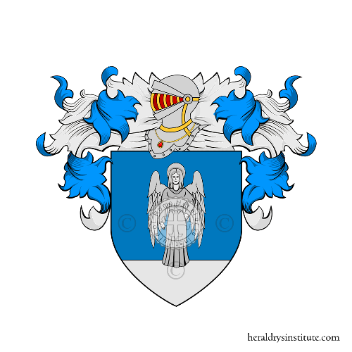 Coat of Arms of family Zompero