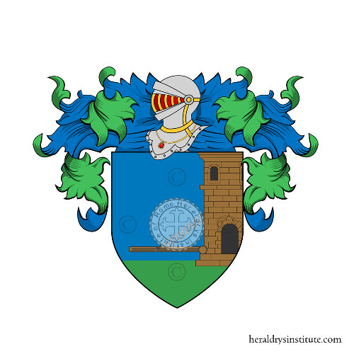 Coat of Arms of family Pazzini