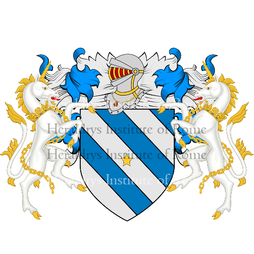 Coat of Arms of family Tagliazucchi