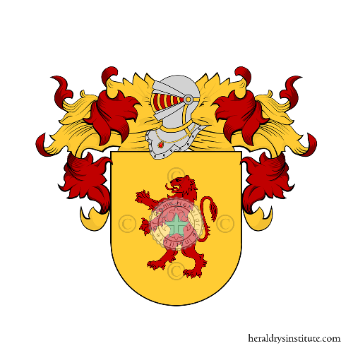 Coat of Arms of family Cristo