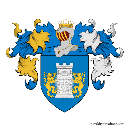Coat of Arms of family Sabini (Aquila)