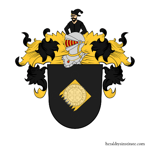 Coat of Arms of family Schellmann (Tirol)