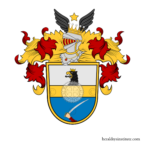 Coat of Arms of family Velten