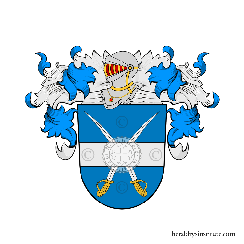 Coat of Arms of family Mettel