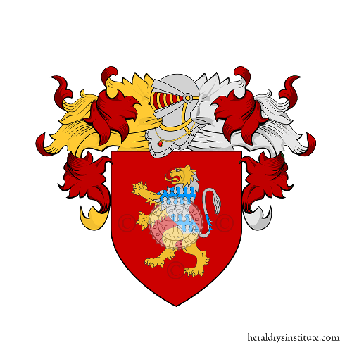 Coat of Arms of family Matuzzi