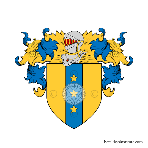 Coat of Arms of family Amatucci o Amatuzzi