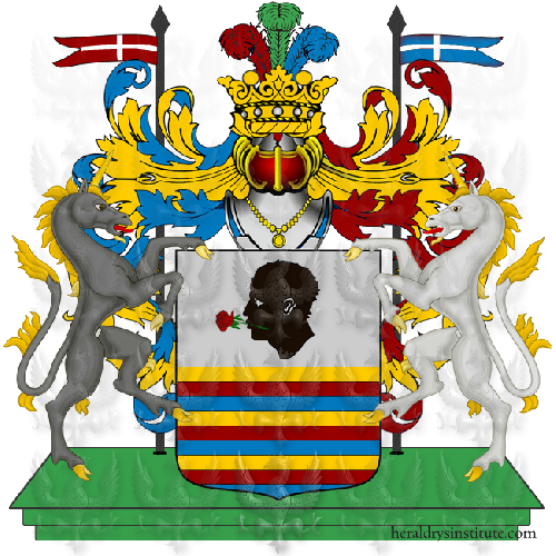 Coat of Arms of family Scalzoni