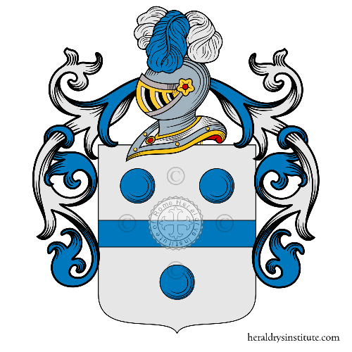 Coat of Arms of family Scappaticcio
