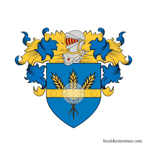 Coat of Arms of family Satriani