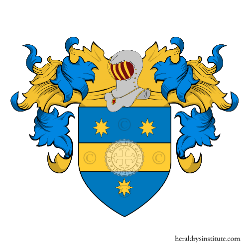 Coat of Arms of family Pasci o Paxi