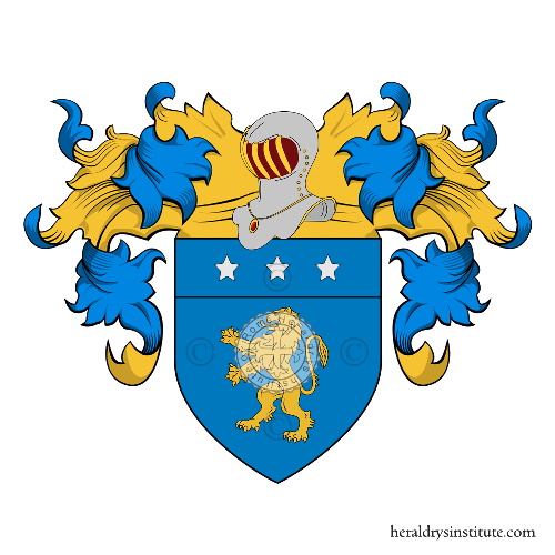Coat of Arms of family Schepis