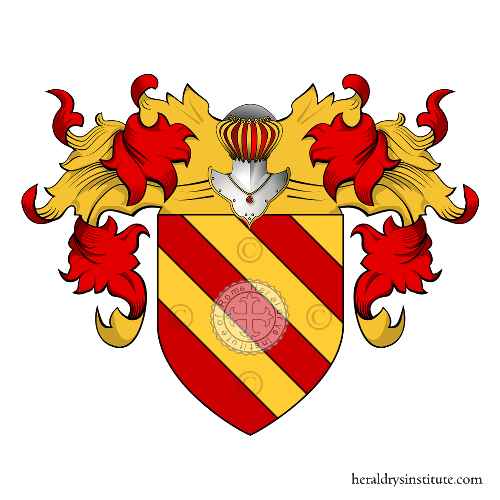 Coat of Arms of family Millesimi