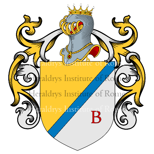 Coat of Arms of family Bello