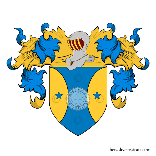 Coat of Arms of family Girotto o Girotti