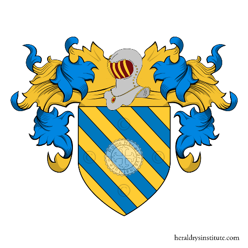 Coat of Arms of family Federico (di)