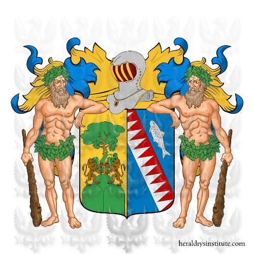 Coat of Arms of family Vito
