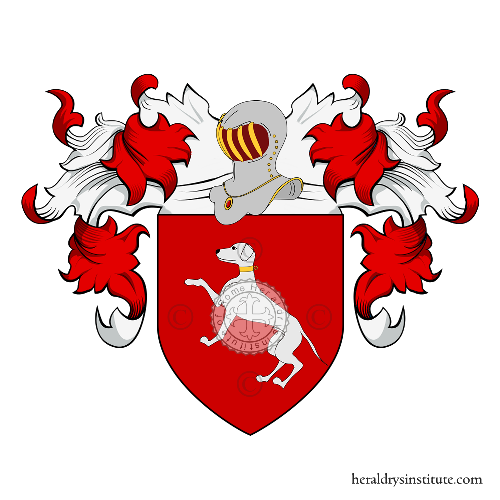 Coat of Arms of family Nicola (di or de)