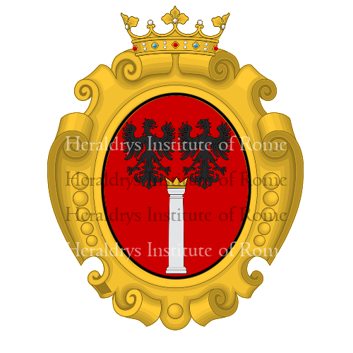 Coat of Arms of family Marozzi