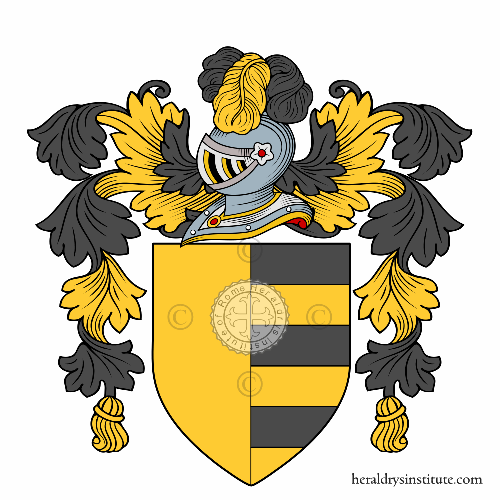 Coat of Arms of family Cremonese o Cremonesi