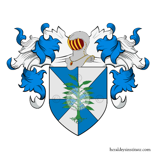 Coat of Arms of family Oldrino