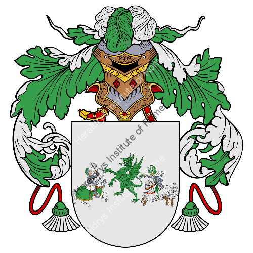Coat of Arms of family Espósito