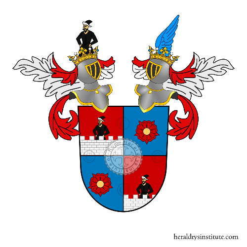 Coat of Arms of family Mauer