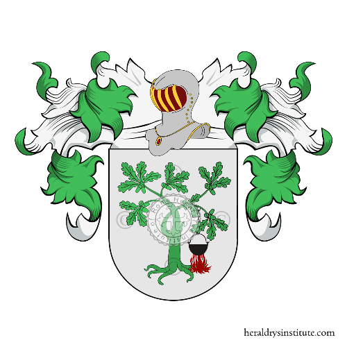 Coat of Arms of family Montas
