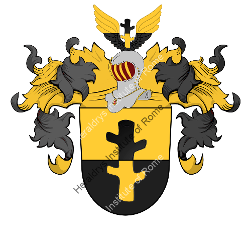 Coat of Arms of family Stör
