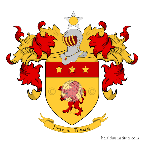 Coat of Arms of family Michela